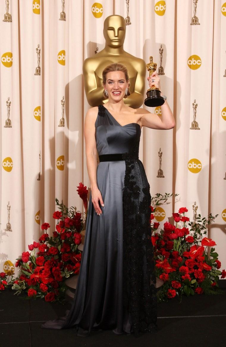 Kate Winslet Oscars 2009