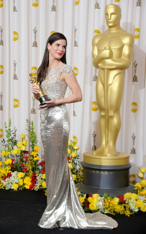 Sandra Bullock Oscars 2010