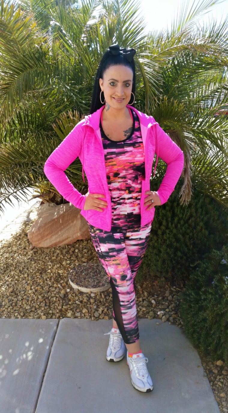 Shannon Fleming weight loss