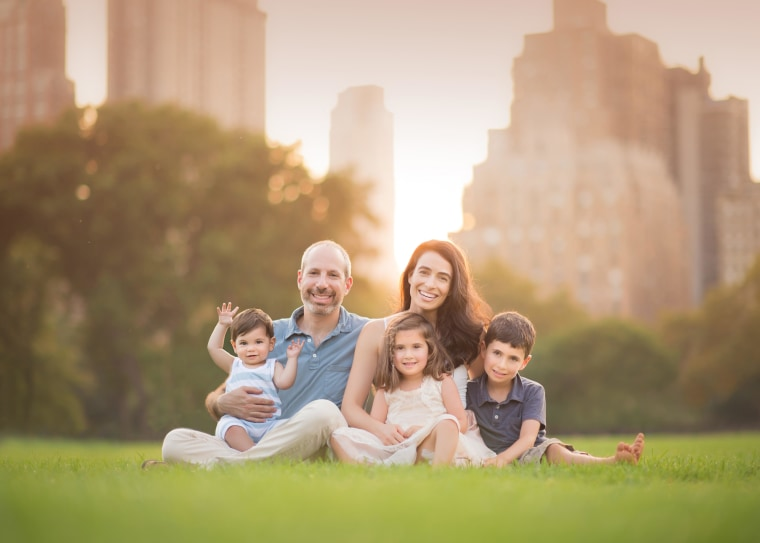 The Oppenheim family