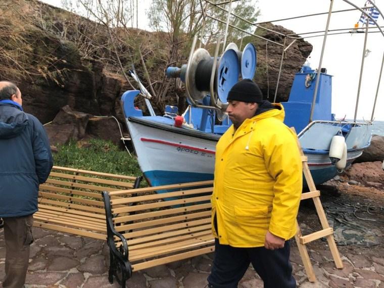 Fishermen Who Brave the Seas to Rescue Migrants Now Need Saving
