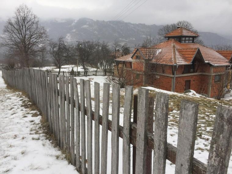 Image: A house in Putinovo, Serbia