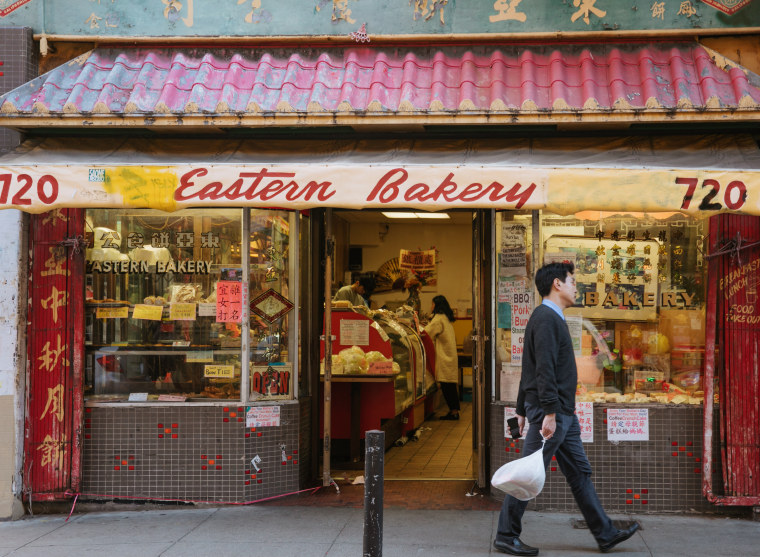 Eastern Bakery is often described as San Francisco Chinatown's oldest Chinese bakery