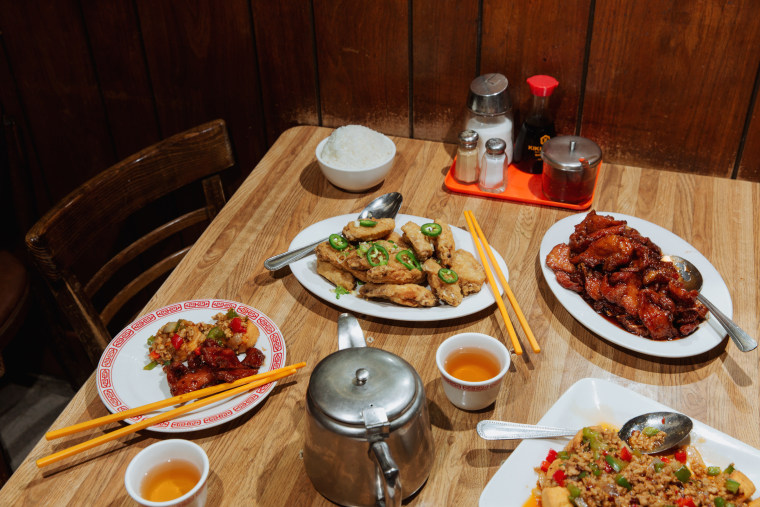 Some of the most popular dishes in San Francisco Chinatown's Capital Restaurant.