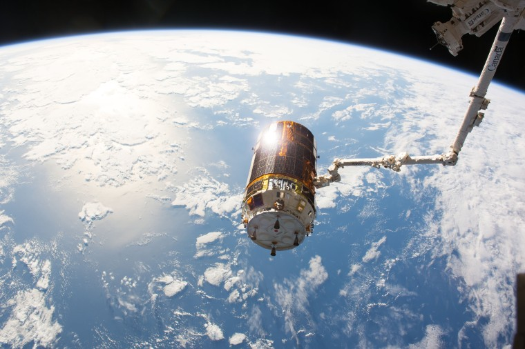 Image: HTV-6 cargo