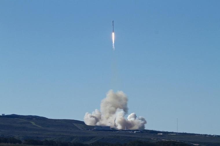 Image: Space-X Falcon 9