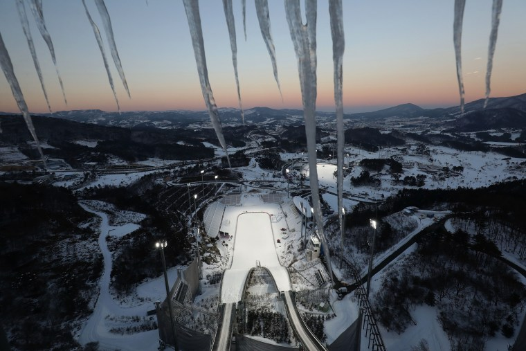 Image: Alpensia Ski Jumping Center