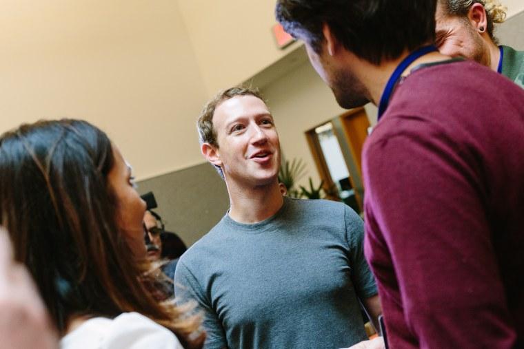 Image: Zuckerberg