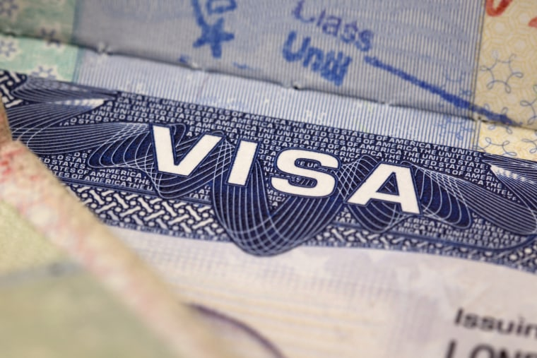 U S  considers ending rule allowing spouses of H-1B visa