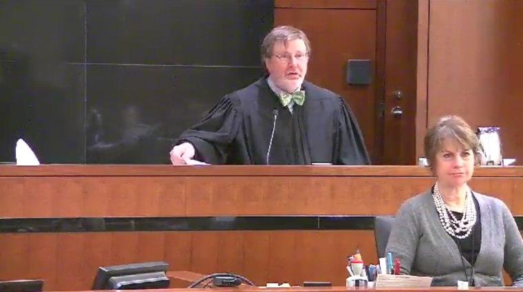 Image: Judge James Robart