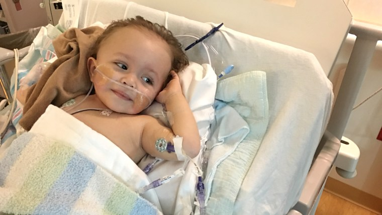 Miles gets a kidney thanks to Facebook