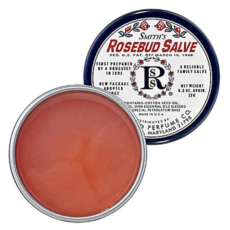 smith rosebud salve