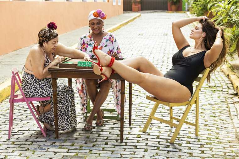 Ashley Graham stars in Sports Illustrated's Swimsuits for