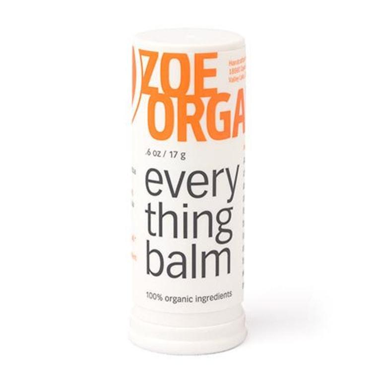 Zoe Organics' Everything Balm
