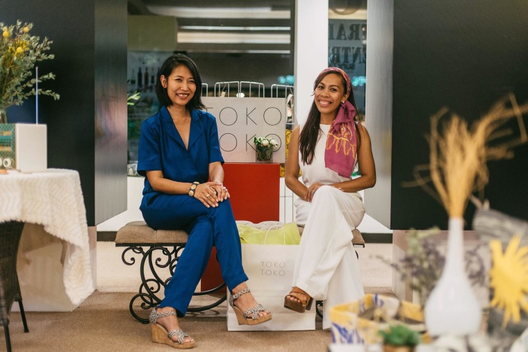 Lolo Santosa and Susan Dietch own Toko Toko, a retailer building bridges between the United States and Indonesia