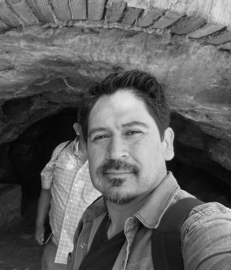 Author Tim Z. Hernandez