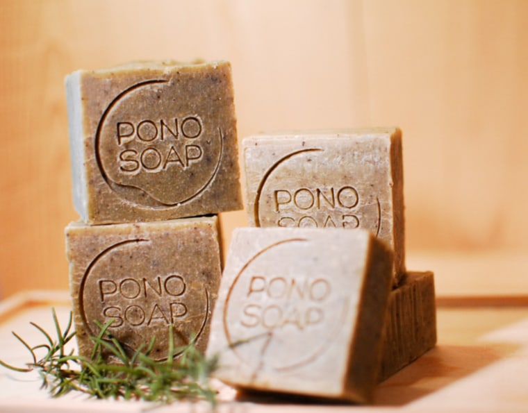 Pono Soap benefits the Pacific Alliance to Stop Slavery, which works to end human trafficking in Hawaii.