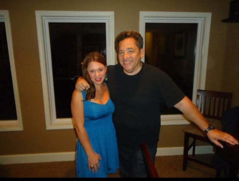 Melanie Hutchinson and Josh Mankiewicz.