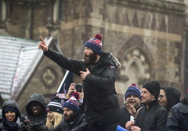 Image: New England Patriots Victory Parade