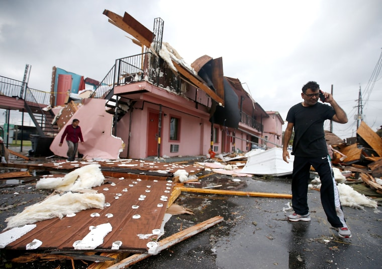 Tornadoes, Severe Storms Rip Through New Orleans, Damaging Homes