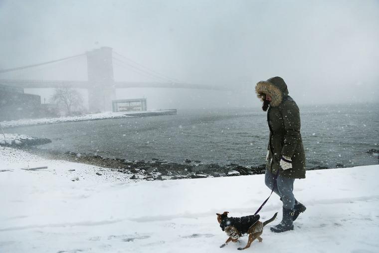 Image: Massive Snowstorm