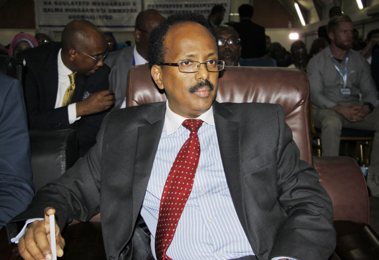 Why Somalia's New President 'Farmajo' Is Being Cheered in Buffalo