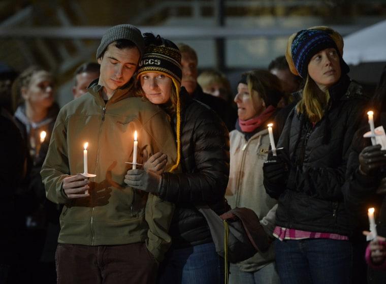 Image: Colorado Springs Shooting Vigil