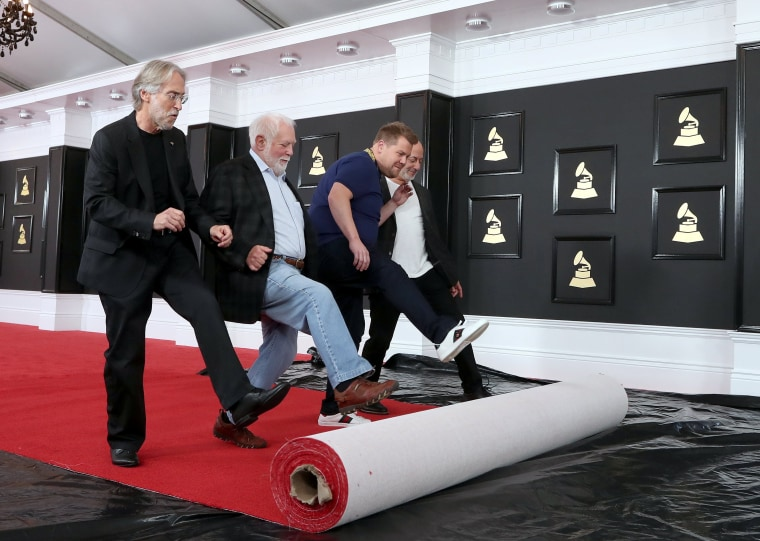 Image: 59th Annual Grammy Awards - preparations