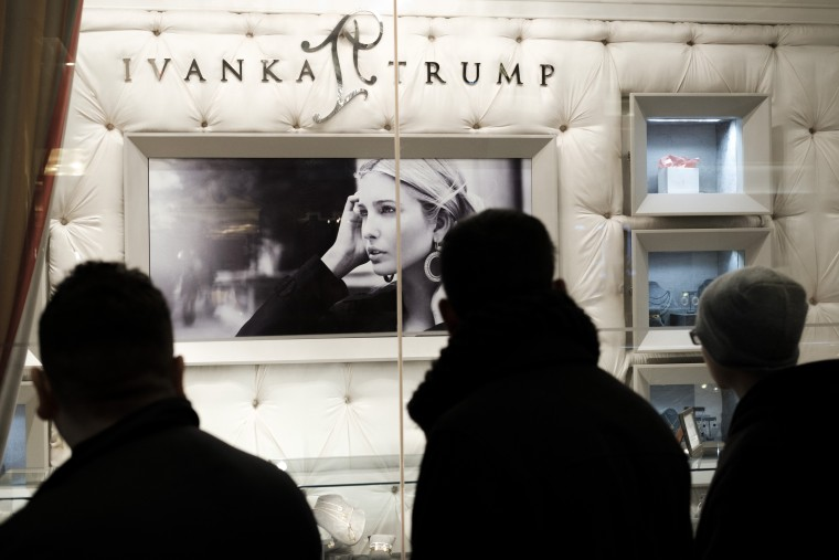 Image: Online Sales For Ivanka Trump Brand Drop 26 Percent In January