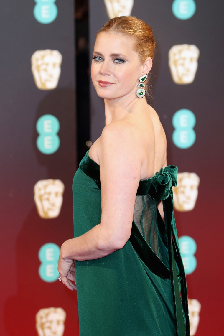 Amy Adams Tom Ford BAFTAs