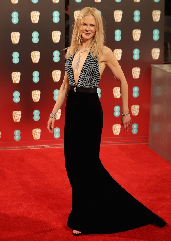 Nicole Kidman BAFTAs