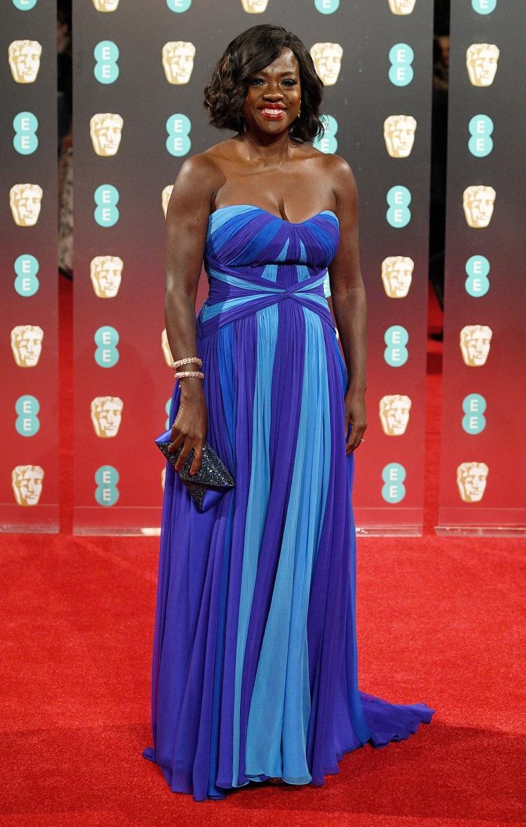 Viola Davis BAFTAs