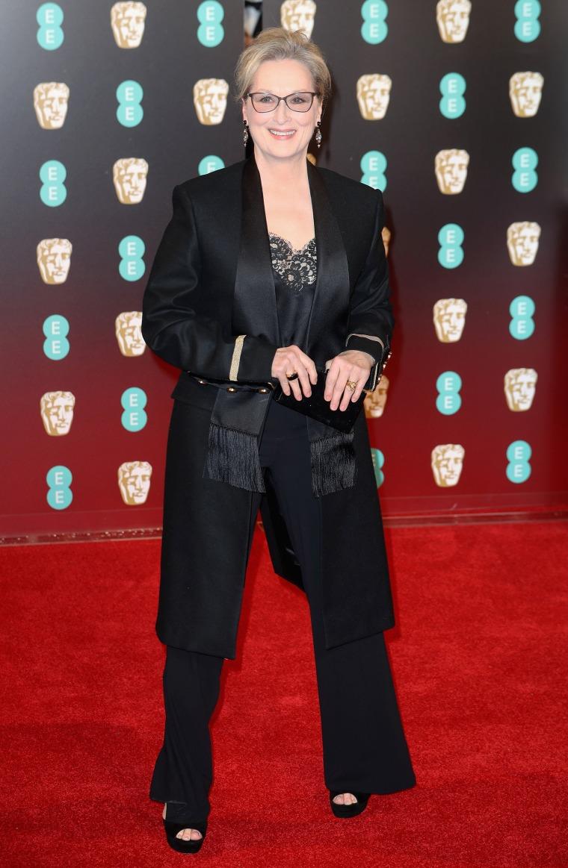 Meryl Streep BAFTAs
