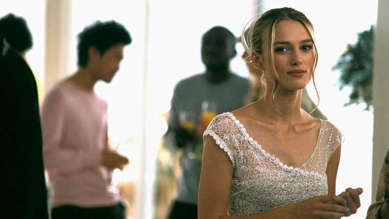 KEIRA KNIGHTLEY LOVE ACTUALLY (2003)
