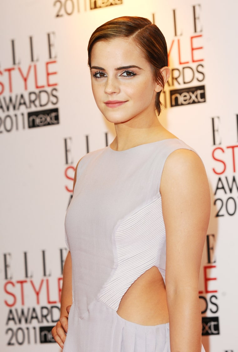 'ELLE Style Awards 2011'   - London