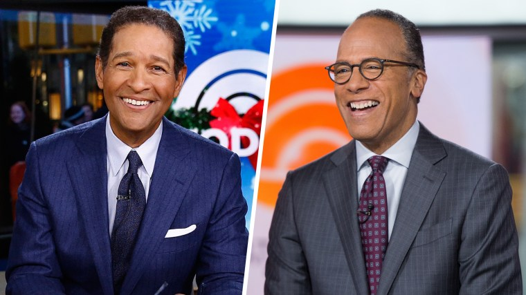 Bryant Gumbel and Lester Holt will be taking the seat alongside Matt Lauer on TODAY.