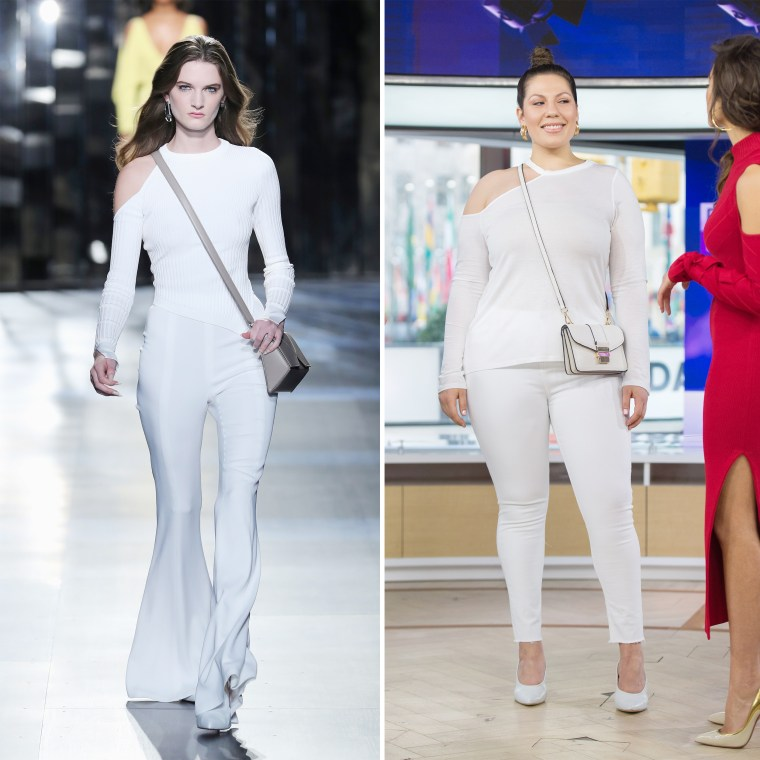 Runway looks for less