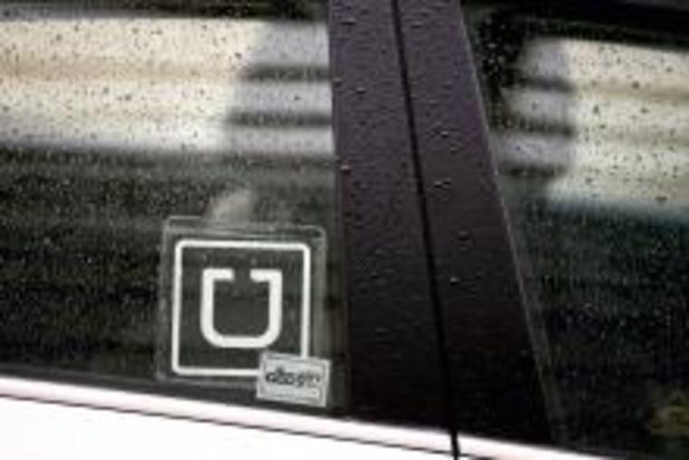 IMAGE: Uber logo