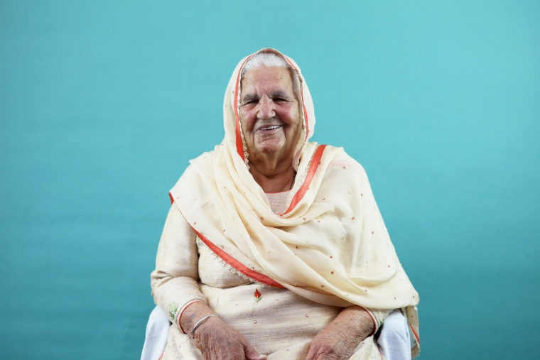 Gurmit Kaur, one of the women profiled in The Kaur Project.