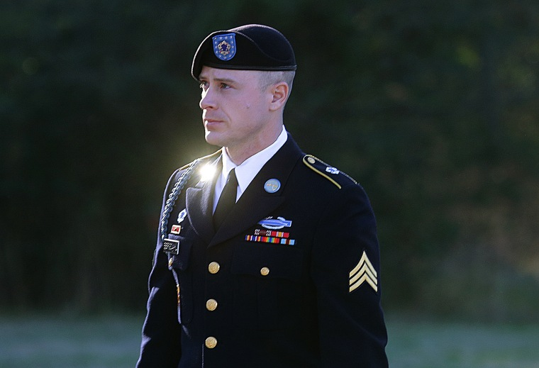 IMAGE: Army Sgt. Bowe Bergdahl
