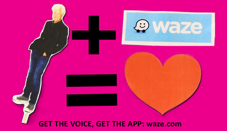 DontDriveAlone: Keith Morrison Is a New Guest Voice on Waze App