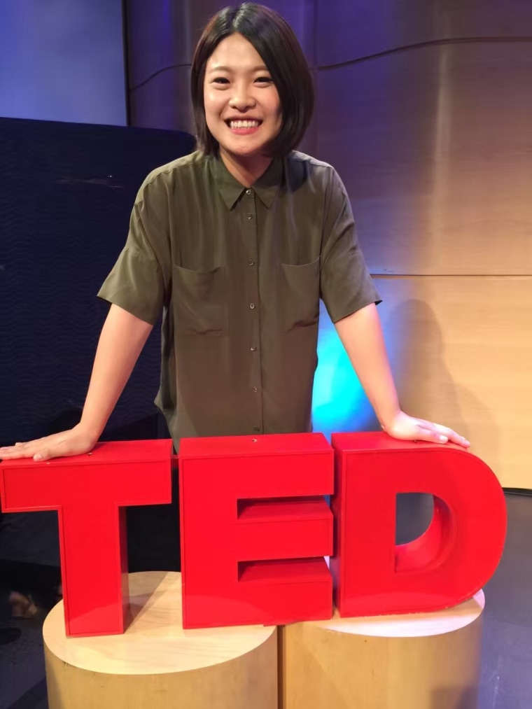Fawn Qiu has given a TED Talk on projects for young engineers and has received a grant from the organization.