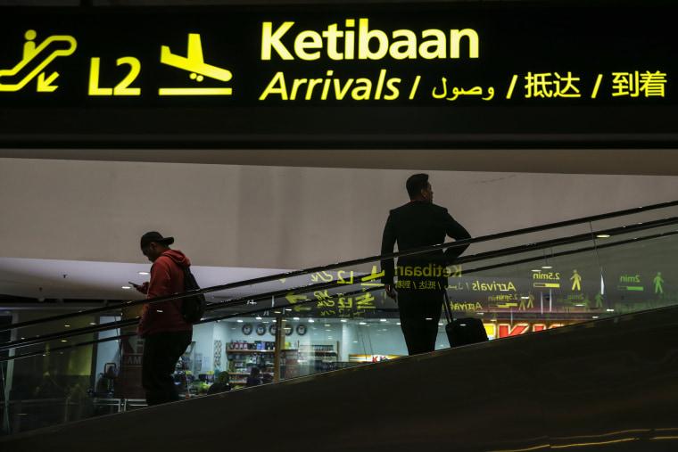 Image: Kuala Lumpur International Airport