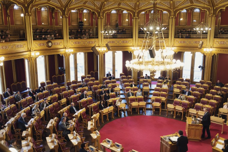 Image: Norway's Parliament