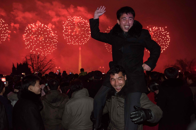 Image: NKOREA-KIM-CELEBRATION-POLITICS