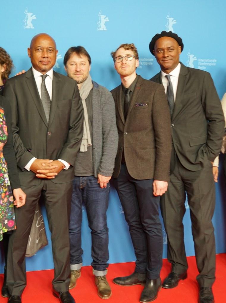 Image: I Am Not Your Negro Premiere Berlin Film Festival