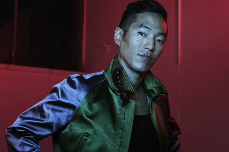 Leonardo Nam moved to the United States at age 19 with a suitcase and $300.