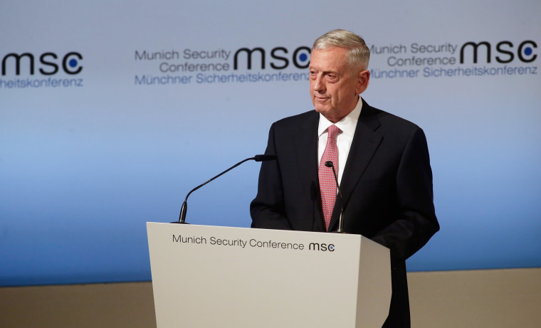 Image: 2017 Munich Security Conference