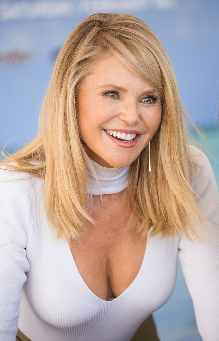 Christie Brinkley at VIBES By Sports Illustrated Swimsuit 2017 Launch Festival - Day 2