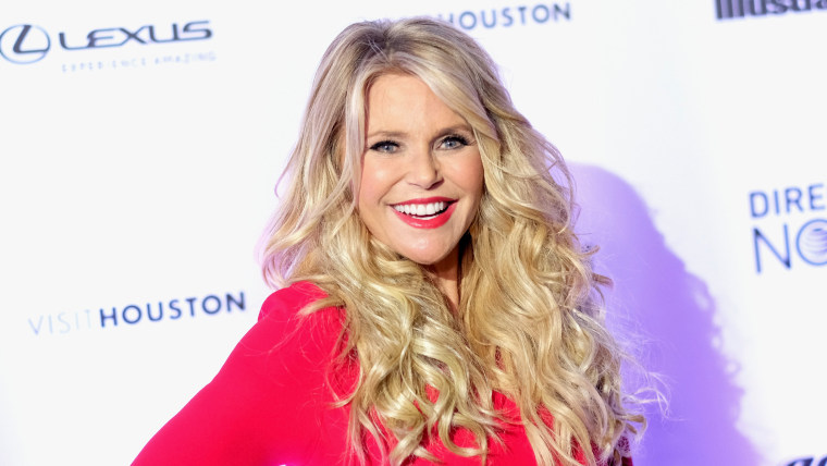 Christie Brinkley at Sports Illustrated Swimsuit 2017 NYC Launch Event